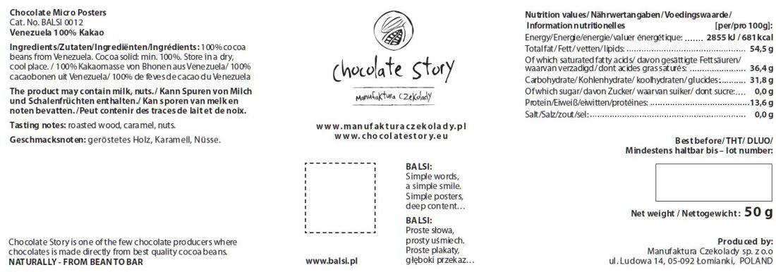 Chocolate Story - Venezuela100 - back 1100x386