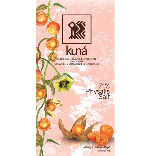 Kuna golden berry 71 60 gr - front