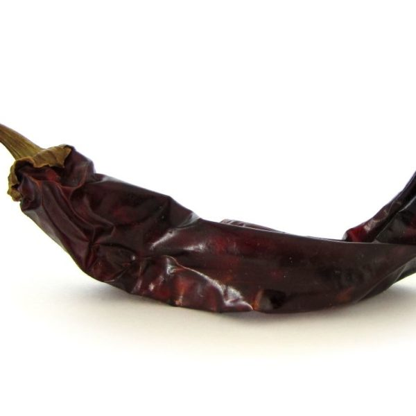 Guajillo chili - Wikimedia Commons - photo by ZooFari