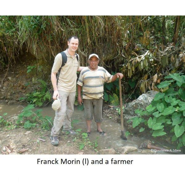 Morin-Piura - Franck and a farmer